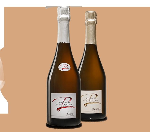 Champagne Gamme Prestige