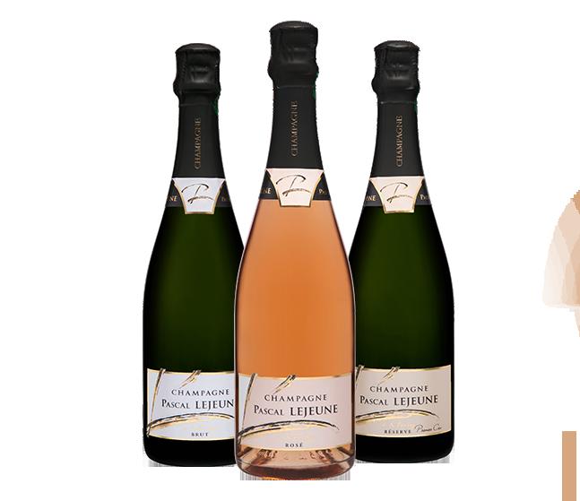 Champagne Gamme essentielle