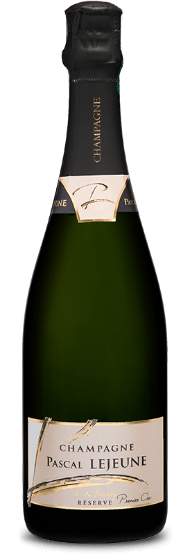 Champagne reserve Pascal Lejeune